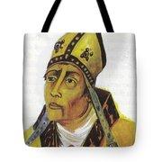 Saint Augustin Hippone Tote Bag