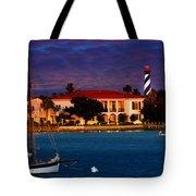 Saint Augustine Tote Bag