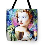 Saint Cecilia Risen Tote Bag
