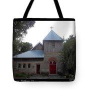 Saint Cyprians Episcopal Church Tote Bag