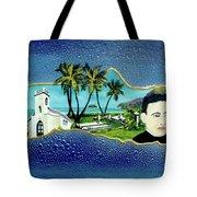 Saint Damien And Molokai #257 Tote Bag