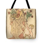 Saint Dorothy Tote Bag
