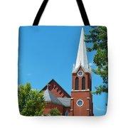 Saint George Church Tote Bag