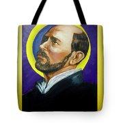 Saint Ignatius Loyola Tote Bag
