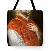 Saint Ignatius Tote Bag