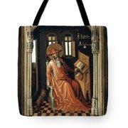 Saint Jerome (340-420) Tote Bag