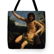 Saint John The Baptist 1637 Tote Bag