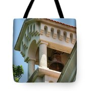 Saint John The Baptist Bell Tower Tote Bag