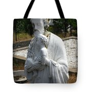 Saint Joseph Tote Bag by Peter Piatt