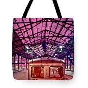 Saint Lazare Station Tote Bag