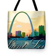 Saint Louis Tote Bag