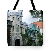 Saint Louis Square 8 Tote Bag
