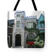 Saint Louis Square 9 Tote Bag