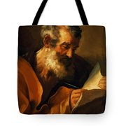 Saint Mark 1621 Tote Bag