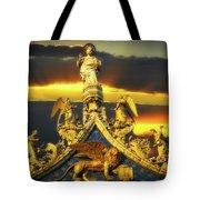 Saint Marks Basilica Facade  Tote Bag