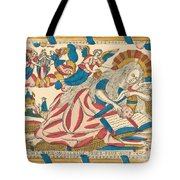 Saint Mary Magdalene Pray For Us Tote Bag