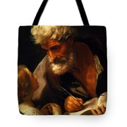 Saint Matthew 1621 Tote Bag