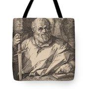 Saint Matthias Tote Bag