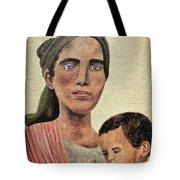 Saint Mother Tote Bag