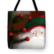 Saint Nicholas Tote Bag
