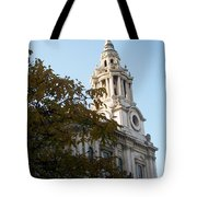 Saint Paul Church Tote Bag