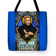 Saint Peter Canisius Tote Bag