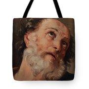 Saint Peter Tote Bag