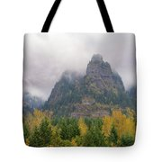 Saint Peters Dome At Columbia River Gorge Tote Bag