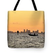 Saint Petersburg Florida Tote Bag