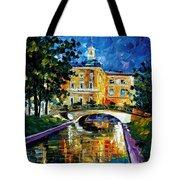 saint petersburg  Russia Tote Bag