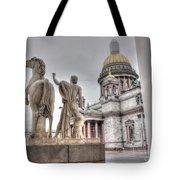 Saint-petersburg Russia Tote Bag