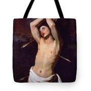 Saint Sebastian Tote Bag