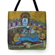 Saint Silvanus Of Emesa Tote Bag