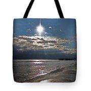 Saint Simons Island Tote Bag