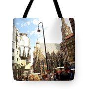 Saint Stephen Tote Bag