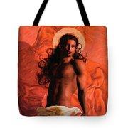 Saint Stranger Tote Bag