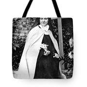 Saint Therese De Lisieux Tote Bag