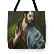 Saint Thomas Tote Bag