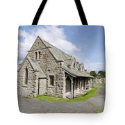 Saint Tudno Church 2 Tote Bag