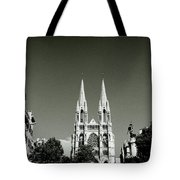 Saint Vincent De Paul Marseille Tote Bag