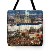 Saint Vitus Cathedral 1 Tote Bag
