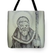 Saint Wulfric The Miracle Worker Tote Bag