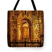 Saints Chapel Tote Bag