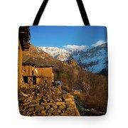 Sakran Village Tote Bag