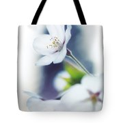 Sakura Cherry Blossom Flowers Tote Bag
