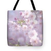 Sakura Trees Tote Bag