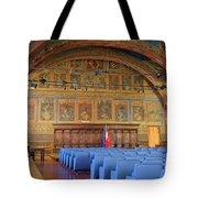 Sala Dei Notari 13th Century Tote Bag