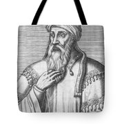 Saladin, Sultan Of Egypt And Syria Tote Bag