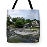 Salado Creek Tote Bag