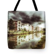 Sale Canal Tote Bag by Isabella F Abbie Shores FRSA